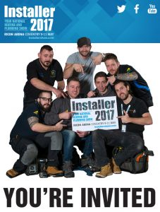 come to installer 2017